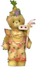CHERISHED TEDDIES  YOLANDA - Masquerade Ball - Convention Figurine - Retired