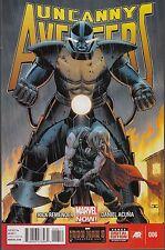 Uncanny Avengers #6 (NM)`13 Remender/ Acuna