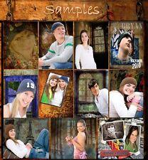 2 DVDS -DIGITAL CHROMA KEY BACKGROUNDS GRUNGE URBAN STUDIO BACKDROPS PHOTOGRAPHY