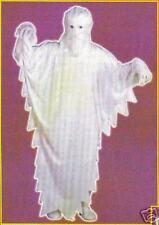 Costume deguisement ADULTE HALLOWEEN Fantôme blanc avec cagoule taille M/L