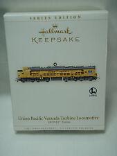 2006 HALLMARK Union Pacific Veranda Turbine Locomotive #11 Lionel Trains