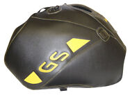 BMW R1150GS ADVENTURE ≥2002 Top Sellerie fuel Petrol Gas Tank Cover Black Yellow