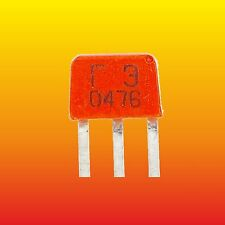 KT315G КТ315Г LOT OF 10 RUSSIAN SILICON NPN TRANSISTORS 150mW 100mA