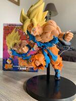 Dragon Ball Z Goku Figure SonGoku Jump 50th Anniversary Anime DBZ Collectible US