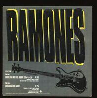VINYL LP Ramones - Howling At The Moon (Sha-La-La) EP PROMO Sire NM