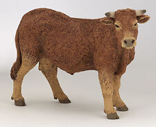 Limousin VACA 11 cm animales de granja Papo 51131