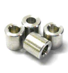 4 x 1/10 RC Servo Metal Washer 6mm x 3mm x 5.5mm