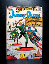 COMICS: DC: Superman's Pal: Jimmy Olsen #93 (1966), 1st Steel Man app - RARE