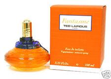 TED LAPIDUS FANTASME EAU DE TOILETTE FEMME 100ml VAPORISATEUR NEUF SOUS BLISTER