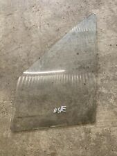 VAUXHALL CAVALIER MK2 CABRIOLET CONVERTABLE LEFT SIDE FRONT DOOR TRIANGLE GLASS