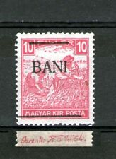 Borosjenö. 1919.. Romania Romania. Occup. of. Hungary. Ungheria. Ungheria. Hungria 26