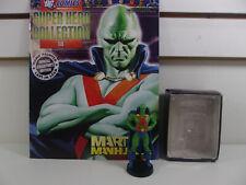 EAGLEMOSS Figure Magazine Classic DC Super Hero Collection #18 Martian Manhunter