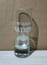 Patron Tequila Liquor Shot Glass Set  4