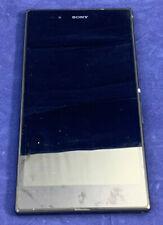 Sony  Xperia Z Ultra C6833 16GB Schwarz Smartphone *TEILDEFEKT* C6 2110 I3