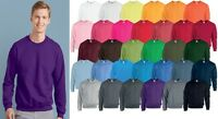 Mens Sweatshirt Heavy Blend Adult Crew Neck Pullover Sweatshirt Sweater GD056