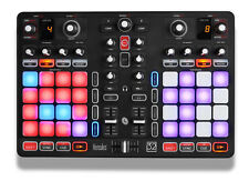 Hercules P32 DJ Controller Unique Dual Deck USB Controller Integrated Audio