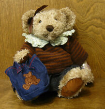 "Russ Berrie Plush #44715 LADY MEREDITH VINTAGE COLLECTION, 14"" Mint/tags,"