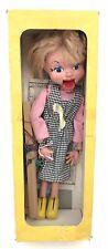 Vintage Pelham Puppet Type SM Modern Girl Boxed