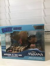 Funko Dorbz Ridez Moana & Hei Hei With Catamaran Gamestop Exclusive Vinyl