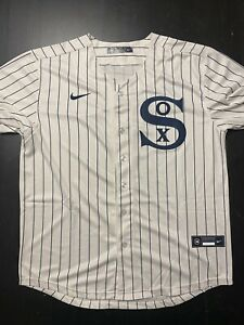 New with Tags Tim Anderson Chicago White Sox Field of Dreams Jersey size Med-3XL
