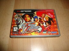 THE KING OF FIGHTERS EXTREME DE SNK&PLAYMORE NOKIA N GAGE NGAGE USADO CON MANUAL