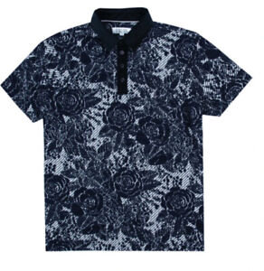 Mens Pearly King Shrew navy Polo Size L £24.99 Or Best Offer RRP £66