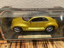 Maisto 1:18 Die-cast Chrysler Pronto Cruizer Concept Version