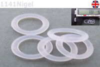 8mm ID  1.8mm CS O Rings Seal Silicone VMQ Sealing O-rings Washers
