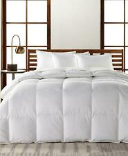 Hotel Collection European White Down Lightweight Full / Queen Comforter $600