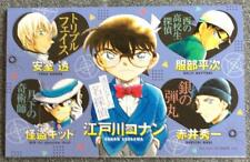 2018 Japan Case Closed / Detective Conan Sticky Memo Book Free Shipping Adachi