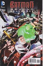 DC Comics! Batman Beyond Unlimited! Issue 4!