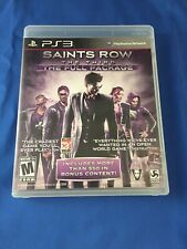 Saints Row The Third: The Full Package (Playstation 3 PS3)