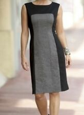 woman's sz 8 Little Tweed Dress by Monroe & Main new