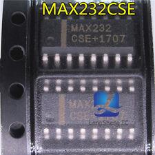 5 pc MAX 232 ECPE Maxim rs232 émetteur//récepteur 5 V dip16 ESD New #bp