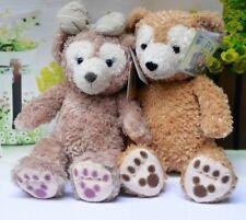 "2pcs* New Disney Resorts 16"" SHELLIE MAY Duffy Disney Bear Plush Toy Doll Gift"