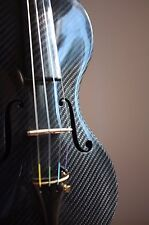 professional grade 100% carbon fiber violin high gloss finish
