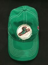 Norfolk Tides (AAA) Minor League Distressed Patch Strapback Hat