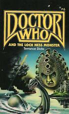 Doctor Who And The Loch Ness Monster by Terrance Dicks (1989, Paperback~New)