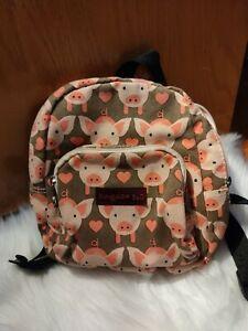 Bungalow 360 Pig Mini Backpack