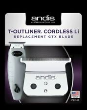 ANDIS CORDLESS T-OUTLINER LI TRIMMER BLADE (DEEP TOOTH GTX BLADE) #04555