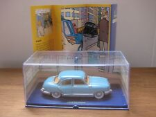 Taxi Panhard Dyna - Tintin Coke en stock Figurine Voiture Automobile en route