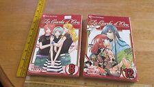 La Corda d'Oro #8, 12 (English Manga)
