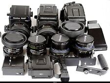 Mamiya RZ67 ProII  2x Mamiya RZ67  Lenses 7x  Digital Camera Back Phase One H20