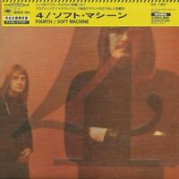SOFT MACHINE - FOURTH 2004 JAPAN MINI LP CD 1st ISSUE
