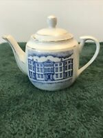 Sewerby Hall And Gardens Bridlington Teapot