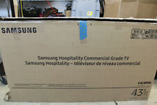 Samsung HG43NF693GFXZA 43in Premium Fhd Healthcare Mntr Smart Tizen Os Lynk Drm