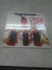 Choice Cuts by Carcass (Vinyl, Jul-2016, 2 Discs, Earache (Label)) sealed