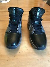 Converse Contain Technology Black/Grey Men's Basketball Sneakers Size 9.5 NICE