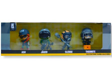 Xtreme Play Rainbow 6 Collection Siege Chibis 4 Pack: Ash Jager Sledge Thermite