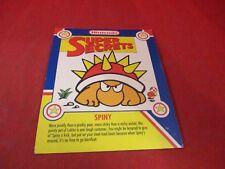 Spiny Super Mario Bros. NES Nintendo Super Secrets Pepsi Tip Card